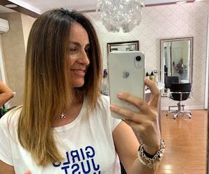 tratamiento de brillo para el cabello