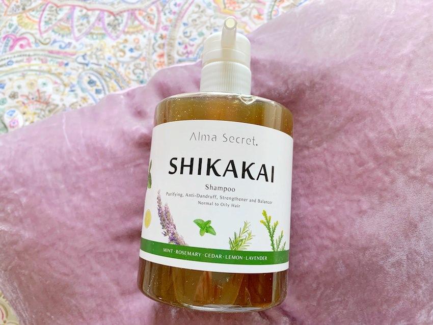 Shikakai champú alma secret