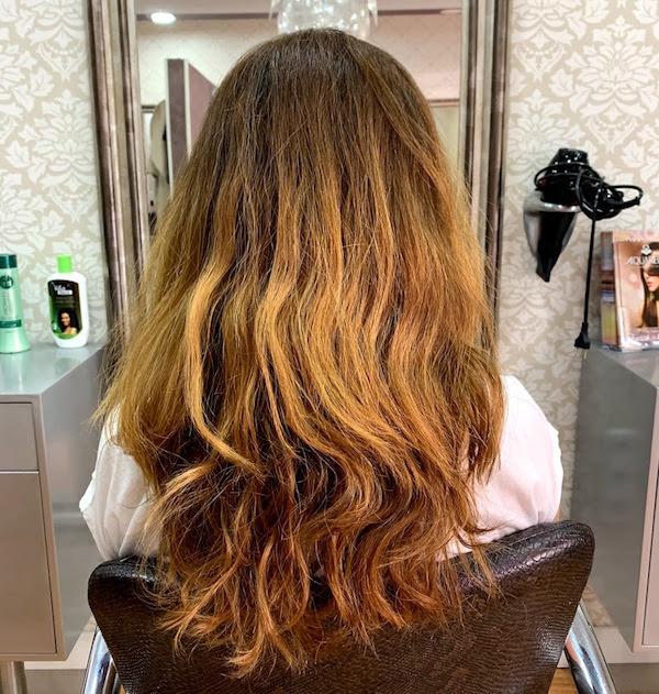 tratamiento brillo cabello