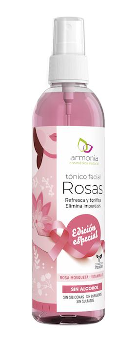 Agua de Rosas Edición Especial Armonia Bio