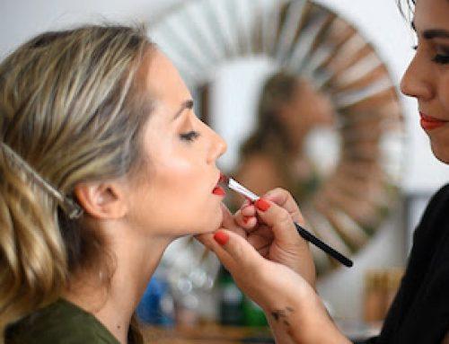 Maquillaje de párpados efecto Lifting