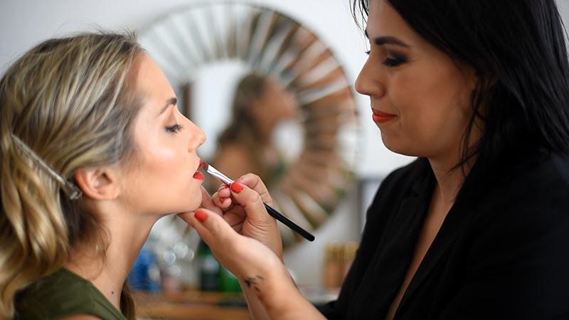 maquillaje antiedad