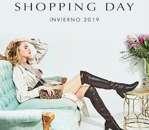 shopping day mascaró invierno