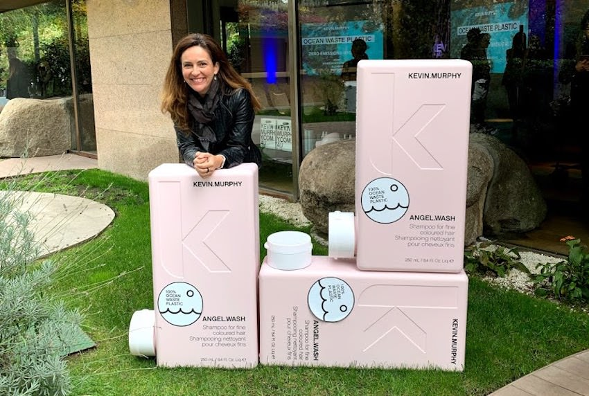 KEVIN MURPHY'S OCEANS WASTE PLASTIC