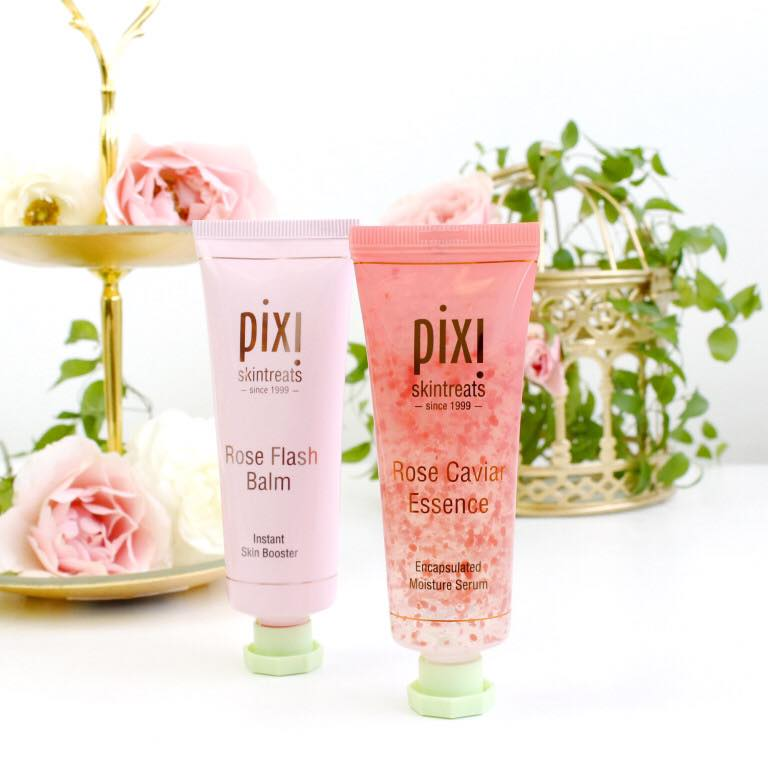 pixi rose caviar essence