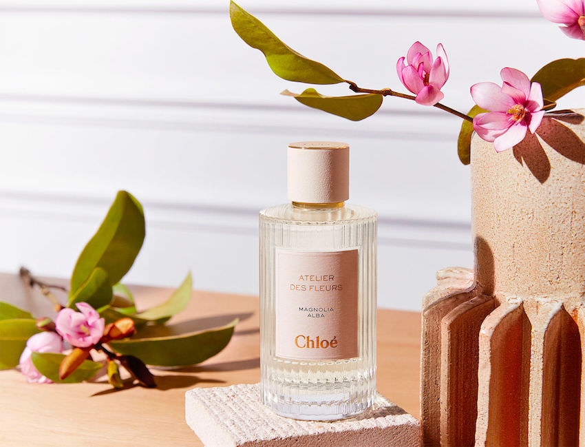 Chloé fragancias Magnolia Atelier Des Fleurs