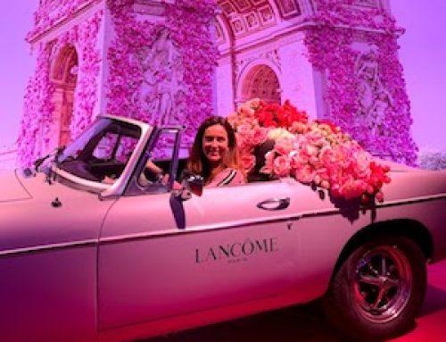 Maison Lancôme abre sus puertas en su décimo aniversario