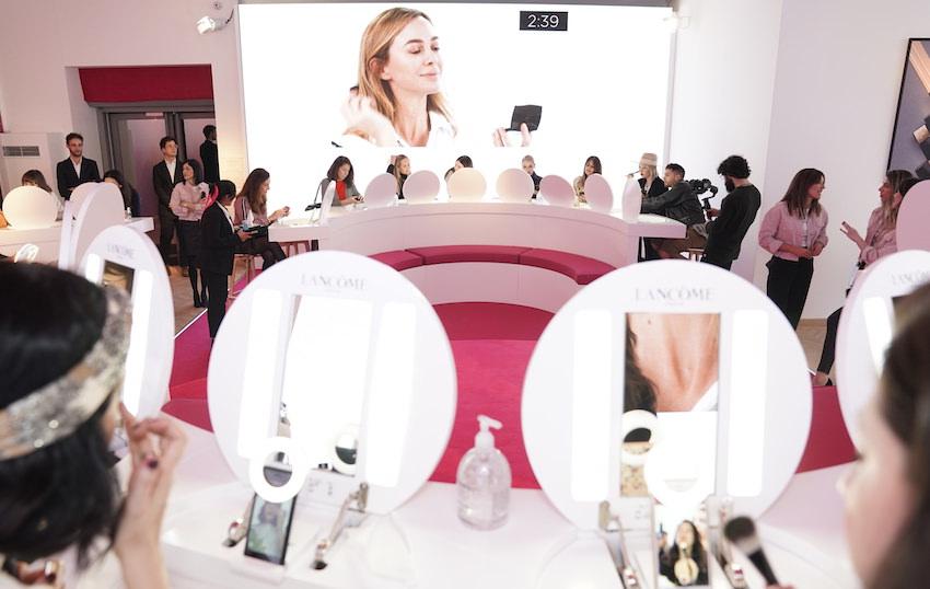 Marta Hazas maquillaje en 5 minutos Maison Lancôme 2020