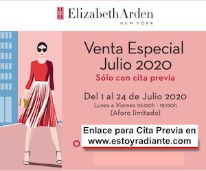 Venta especial Elizabeth Arden