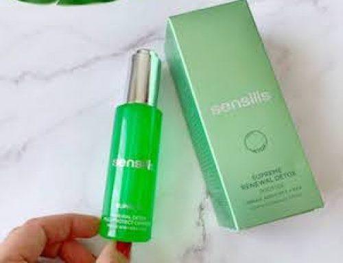 Tratamiento antioxidante para el rostro: Sensilis Renewal Detox Booster