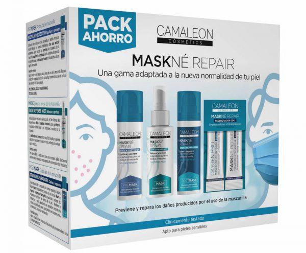 maskne cremas acné mascarilla
