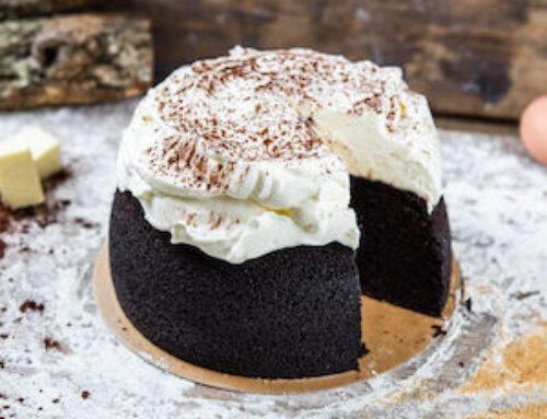 Tarta Guinness Cake para San Patricio