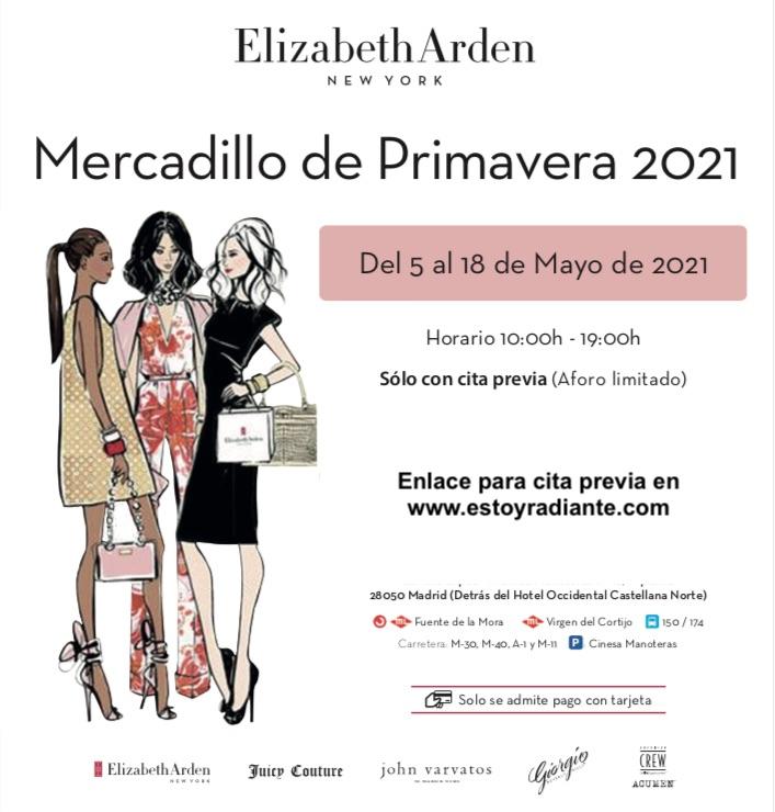 Venta especial Elizabeth Arden 2021