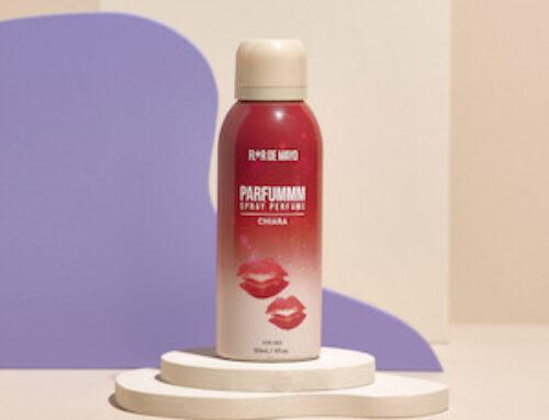 Este perfume en spray de 3€ me recuerda mucho a Sì de Armani