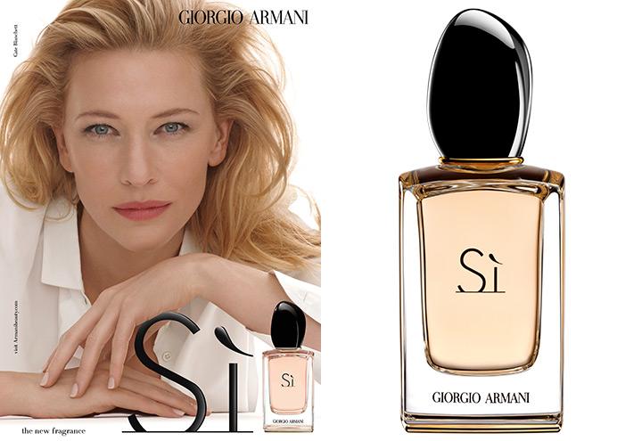 Si perfume Giorgio Armani