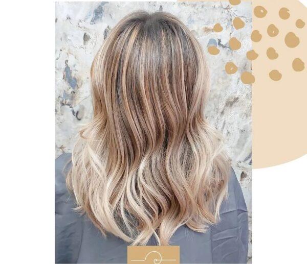 técnicas de color cabello Babylights