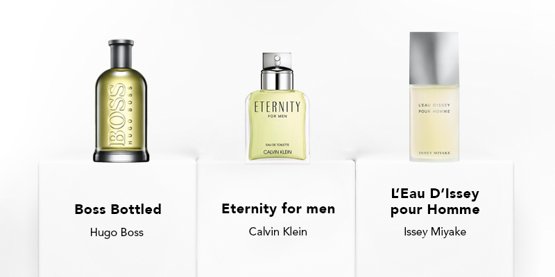 Perfumes icónicos 2021 masculinos