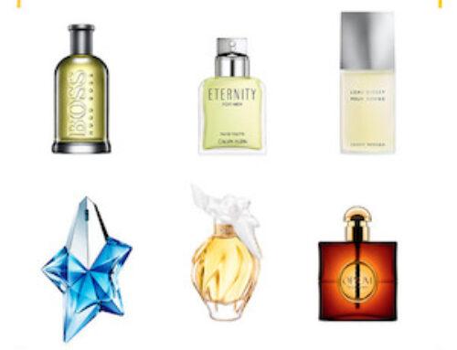 Perfumes Icónicos 2021 de los Premios Academia del Perfume