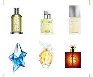Perfumes Icónicos 2021