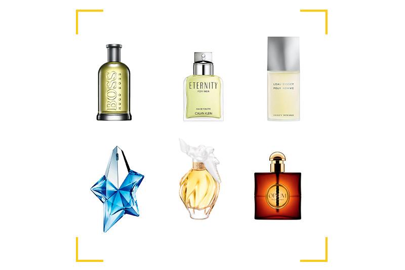 Perfumes icónicos 2021 Academia del Perfume